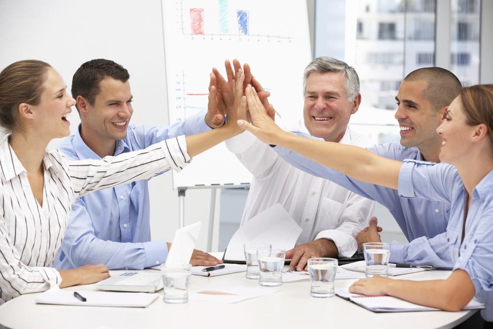 skapa trivsel på jobbet